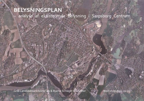 BELYSNINGSPLAN - Sarpsborg kommune