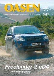 Freelander 2 eD4 - Dansk Land-Rover Klub