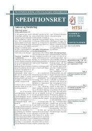 Speditionsret nr. 21 - Danske Speditører