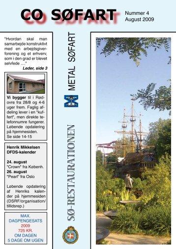 Fagblad 4-2009 - CO-SEA