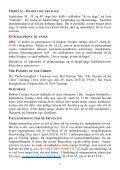 Sogneblad 2010-1 - Sankt Laurentii Kirke - Page 5