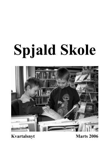 Kn-marts-06 - Skoleporten Spjald Skole