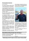 November 2006 - Dragør Sejlklub - Page 3