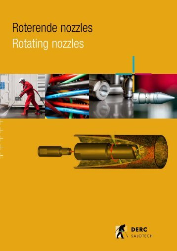 Roterende nozzles Rotating nozzles - Salotech