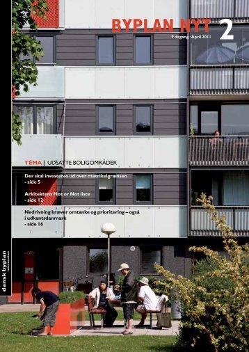 Se Byplan Nyt - Dansk Byplanlaboratorium