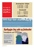 FFFS fronter en meget prinisppiell rettsak Belønning som fortjent ... - Page 4