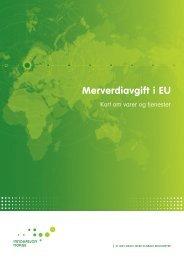 Veileder Innovasjon Norge og EIC.qxd - Bedrift i EU