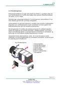 Montage, drift og vedligeholdelsesvejledning TX 900 - Turbovex er ... - Page 4