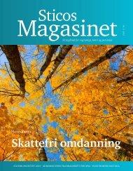Les denne utgaven av Sticos Magasinet i PDF-format.