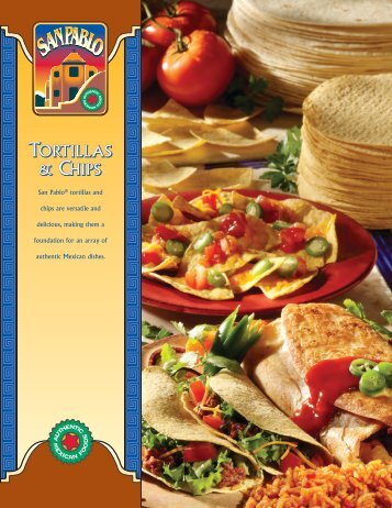 Tortillas - Shamrock Foods