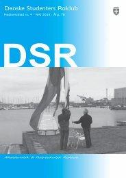 Maj 2010 - Danske Studenters Roklub
