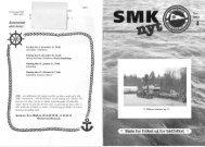 SMK-Nyt 4 - Silkeborg Motorbåd Klub