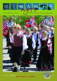 Nr. 5 •04/05 • 40. ÅRGANG VIL VI – SÅ KAN VI - Kiwanis