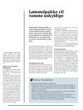 Lømmelpakke vil ramme uskyldige - Enhedslisten - Page 7
