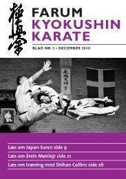 Januar 2011 - Farum Kyokushin Karate