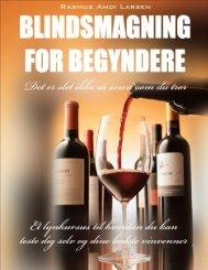 blindsmagning for begyndere - Velkommen til en verden af God Vin