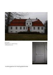 postgården - Urban Design Studio