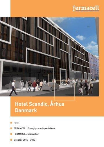 Hotel Scandic, Århus Danmark - Fermacell