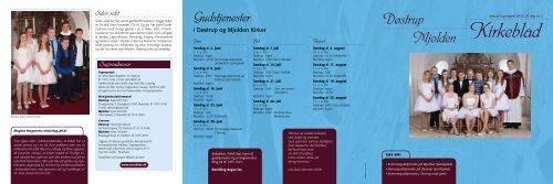 Døstrup Mjolden - Døstrup og Mjolden sogne