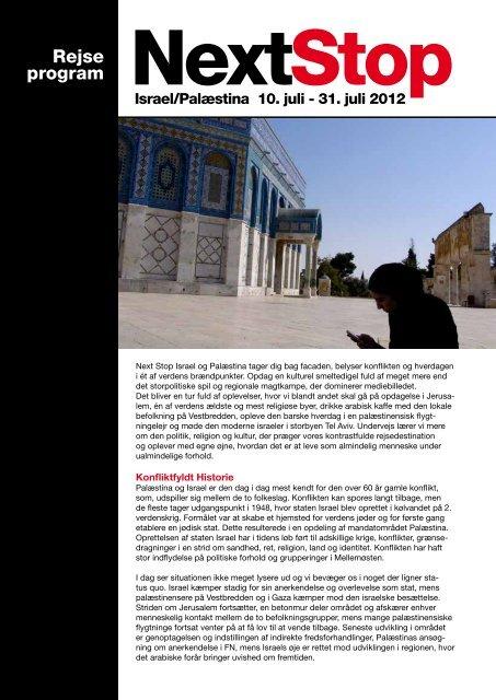 Rejse program - Global Contact