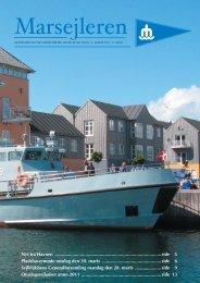 Marsejleren nr. 1 2011 - Marselisborg Sejlklub