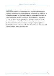 Læs rapport - Jordemoderforeningen