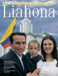 März 2005 Liahona - Kirche Jesu Christi der Heiligen der Letzten Tage