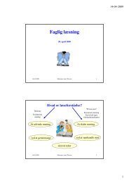 346sning handouts.ppt - Hosting by Talk Active