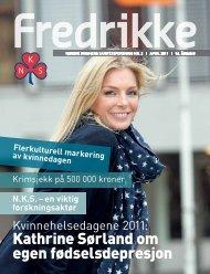 KVINNeHeLSeDAgeNe - Norske Kvinners Sanitetsforening