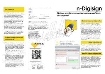 Download productsheet - N-tree
