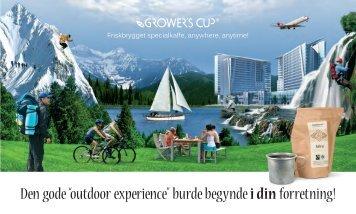 """Den gode """"outdoor experience"""" burde begynde i dinforretning!"""