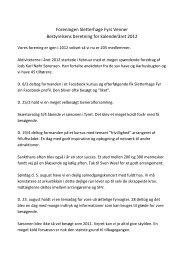 Formandens beretning 2013 - Sletterhagefyr.dk