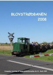 blovstrødbanen 2008
