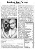 GAURA PURNIMA 2009 - Nyt fra Hare Krishna - Page 2