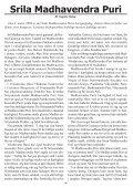 GAURA PURNIMA 2009 - Nyt fra Hare Krishna - Page 6