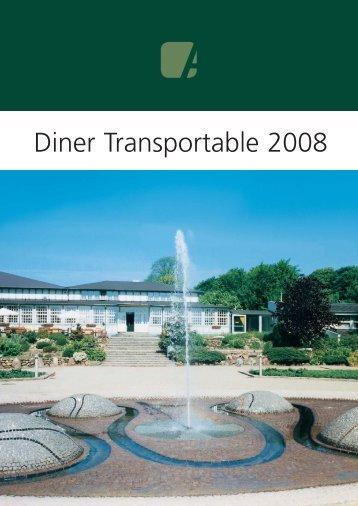 Diner Transportable 2008 - Hotel Arnbjerg