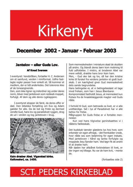 december 2002 / januar / februar 2003