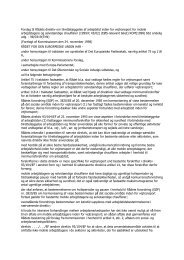 Klik her for at se dokumentet - Folketingets EU-oplysning