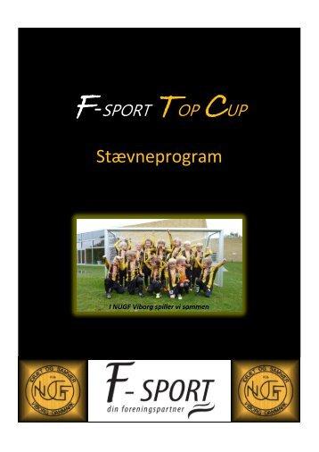 F-Sport Top Cup - NUGF