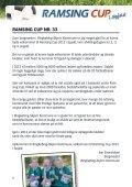 Fodbold - fællesskab - oplevelser - RAMSING Cup i Spjald - Page 2