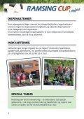 Fodbold - fællesskab - oplevelser - RAMSING Cup i Spjald - Page 4
