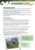 Fodbold - fællesskab - oplevelser - RAMSING Cup i Spjald - Page 6