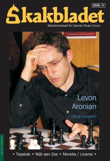 Levon Aronian - Dansk Skak Union