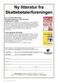 SLIK FÅR DU BEDRE RÅD - Skattebetalerforeningen - Page 4