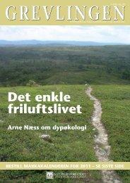 Grevlingen nr. 3 - 2010 - Norges Naturvernforbund