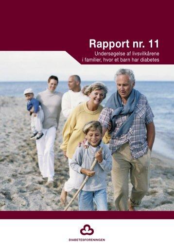 Rapport - Diabetesforeningen