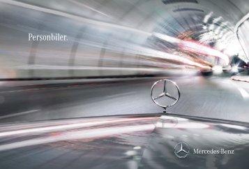 Brochure over MB bil-program