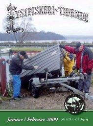 Januar / Februar 2009 Nr. 1175 • 121. Årgang - Lystfiskeriforeningen