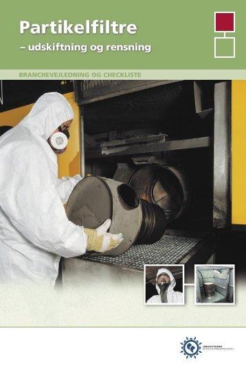 Hent Partikelfiltre - Industriens Branchearbejdsmiljøråd