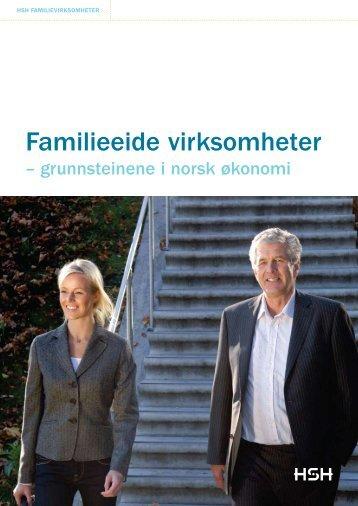 Familieeide virksomheter - Gess.no